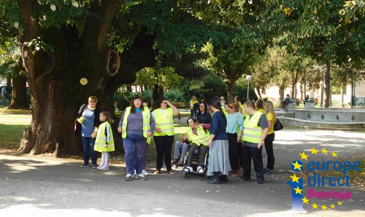 U Petrinji održana edukativna akcija povodom Europskog tjedna mobilnosti